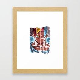 GOKU Framed Art Print