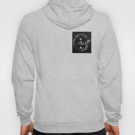 Orca Flow black-and-white Hoody