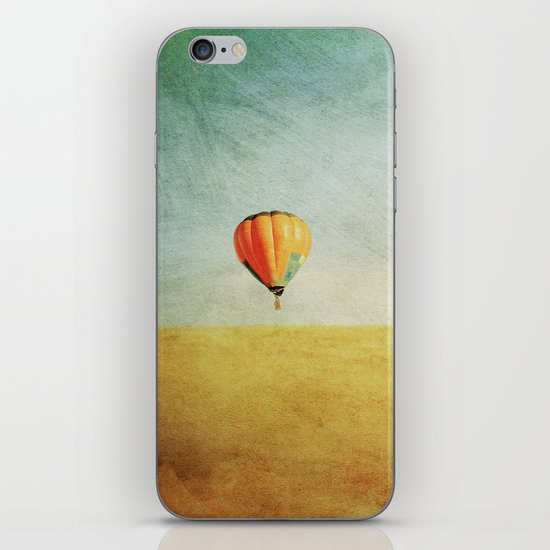 Free To Dream iPhone & iPod Skin