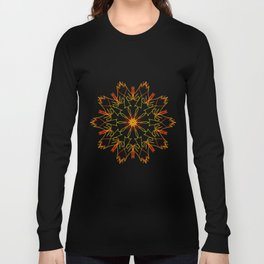 Raay Mandalla 123 Long Sleeve T-shirt