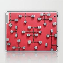 061: Eames  - 100 Hoopties Laptop & iPad Skin