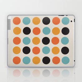 Bauhaus dots Laptop & iPad Skin