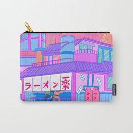 Ramen with Sensei Carry-All Pouch