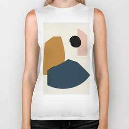 Shape study #1 - Lola Collection Biker Tank