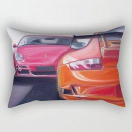 Porschemotion Rectangular Pillow