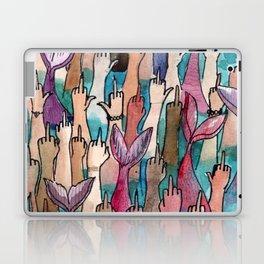 cool mermaids Laptop & iPad Skin