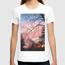A Colorful Morning T-shirt