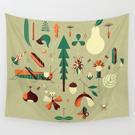 Countrylife #2 — Grass Wall Tapestry