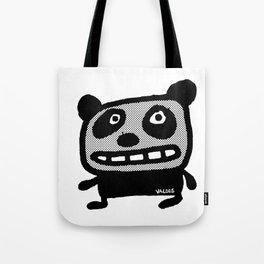 Graphic Panda! Tote Bag