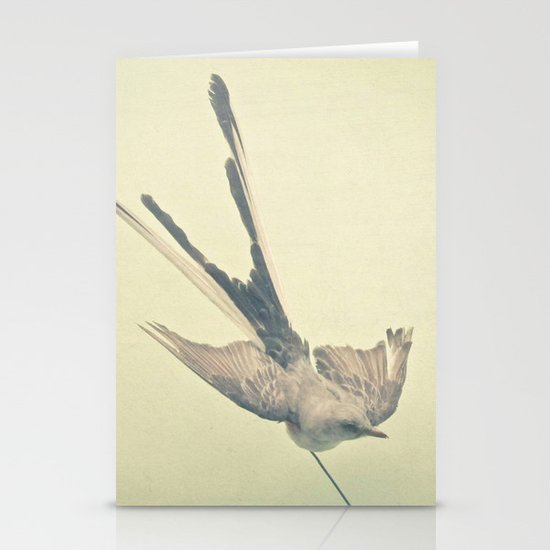 Bird Study #1 Stationery Cards