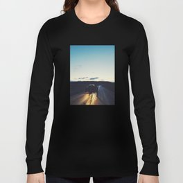Bison in the Headlights Long Sleeve T-shirt