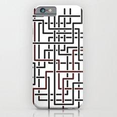 Obliquity 4 iPhone 6s Slim Case