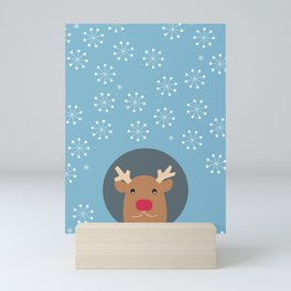 Let it snow - Christmas Series Mini Art Print