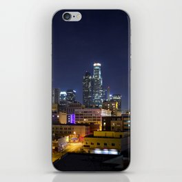 Photography in Downtown. iPhone Skin
