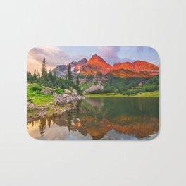 Rocky Mountain Glow Bath Mat
