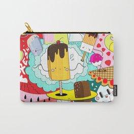 Crazy summer doodleys Carry-All Pouch