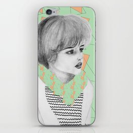 babe iPhone Skin