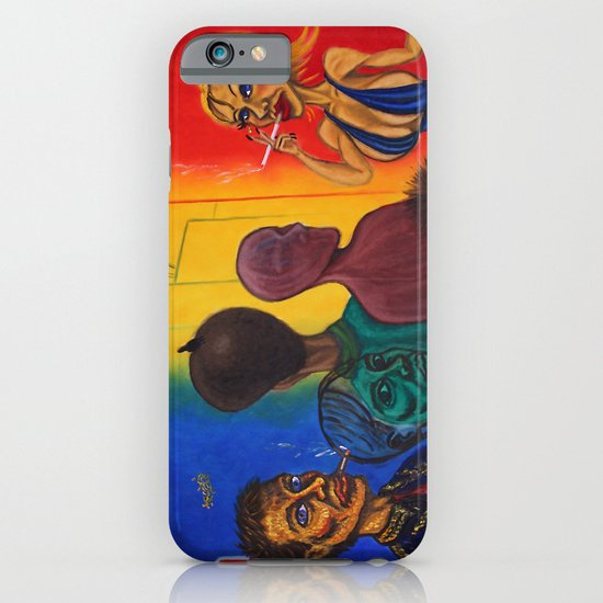 """Los Angeles"" iPhone & iPod Case"