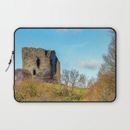 Dolbadarn Castle Laptop Sleeve