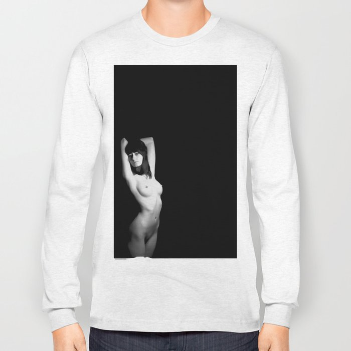 Nude Long Sleeve T-shirt
