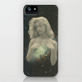 The heart is a lonely hunter iPhone Case