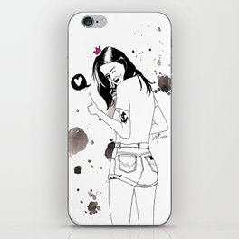 Everything is alright! iPhone Skin