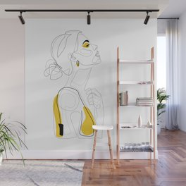 Color Beauty Wall Mural