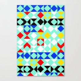 Geometric XVI Canvas Print