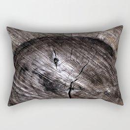 Cut Tree Rectangular Pillow