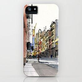Soho - NYC iPhone Case