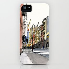 Soho - NYC iPhone Case