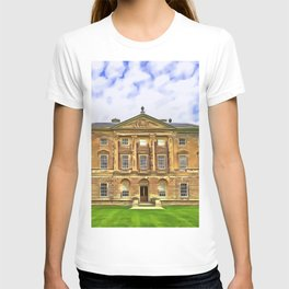 Castle Ward, Ireland. (Painting) T-shirt