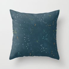 Constellations Throw Pillow