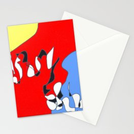 Sliding in to Third: Tim Koss          by Kay Lipton Stationery Cards