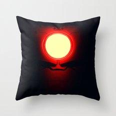 The Armor Throw Pillow