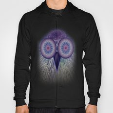 The blue Owl Hoody