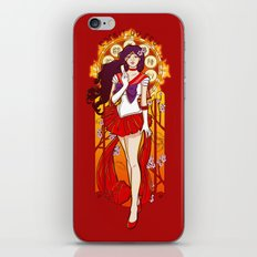 Spirit of Fire - Sailor Mars nouveau iPhone & iPod Skin