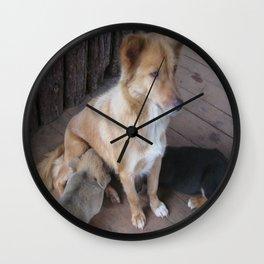 DUTY CALLS Wall Clock