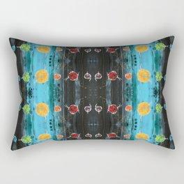 Seven Spheres Rectangular Pillow