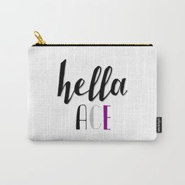 Ace Pride - Hella Ace Carry-All Pouch