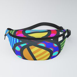 Lucky Eight Fanny Pack