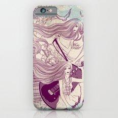 Music, Love, Peace iPhone 6s Slim Case