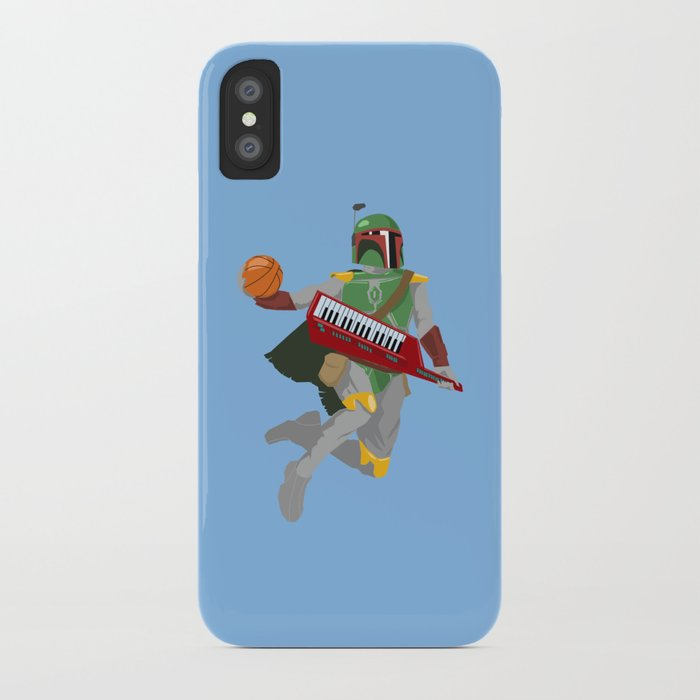 Nothing But Fett iPhone Case