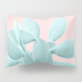 Blush Cacti Vibes #1 #plant #decor #art #society6 Pillow Sham