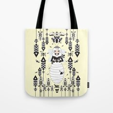Lady Honey Tote Bag
