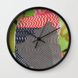 Paper Balance Wall Clock