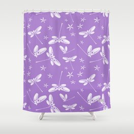 CN DRAGONFLY 1005 Shower Curtain