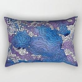 The Arctic North Rectangular Pillow