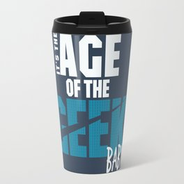Age of the Geek Travel Mug