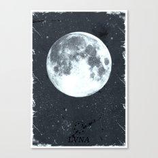 LVNA Canvas Print